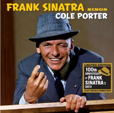 Frank Sinatra - CD SINGS COLE PORTER