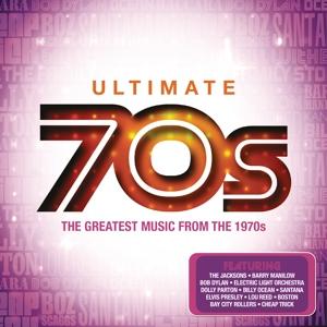 CD V/A - Ultimate... 70s