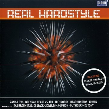 CD V/A - REAL HARDSTYLE -20TR-