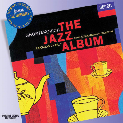CD CHAILLY/RCOA - THE JAZZ ALBUM