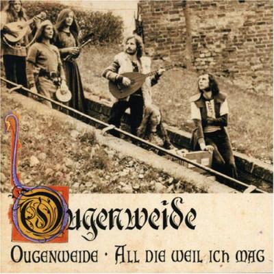 CD V/A - OUGENWEIDE