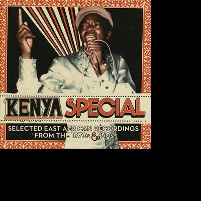 CD V/A - KENYA SPECIAL