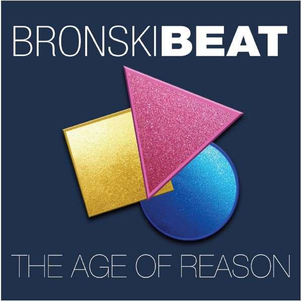CD BRONSKI BEAT - AGE OF REASON