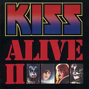 Kiss - CD ALIVE II.