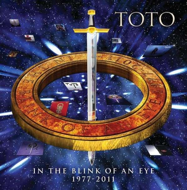 Toto - CD IN THE BLINK OF AN EYE - GREATEST HITS