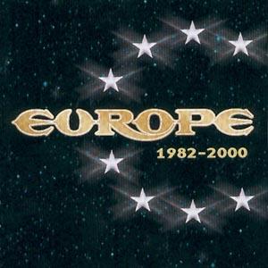 Europe - CD Best of: 1982-2000