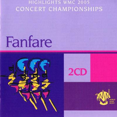 CD V/A - FANFARE