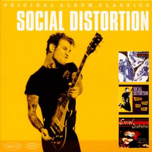 CD SOCIAL DISTORTION - Original Album Classics