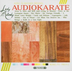 CD AUDIO KARATE - LADY MELODY