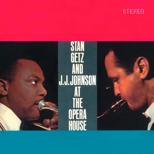 CD GETZ, STAN & J.J. JOHNSON - AT THE OPERA HOUSE
