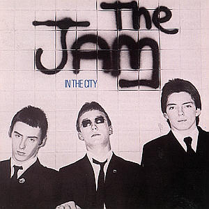 The Jam - CD IN THE CITY