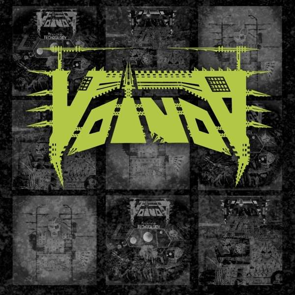 Voivod - CD BUILD YOUR WEAPONS - THE VERY BEST OF THE NOISE YEARS 1986-1988