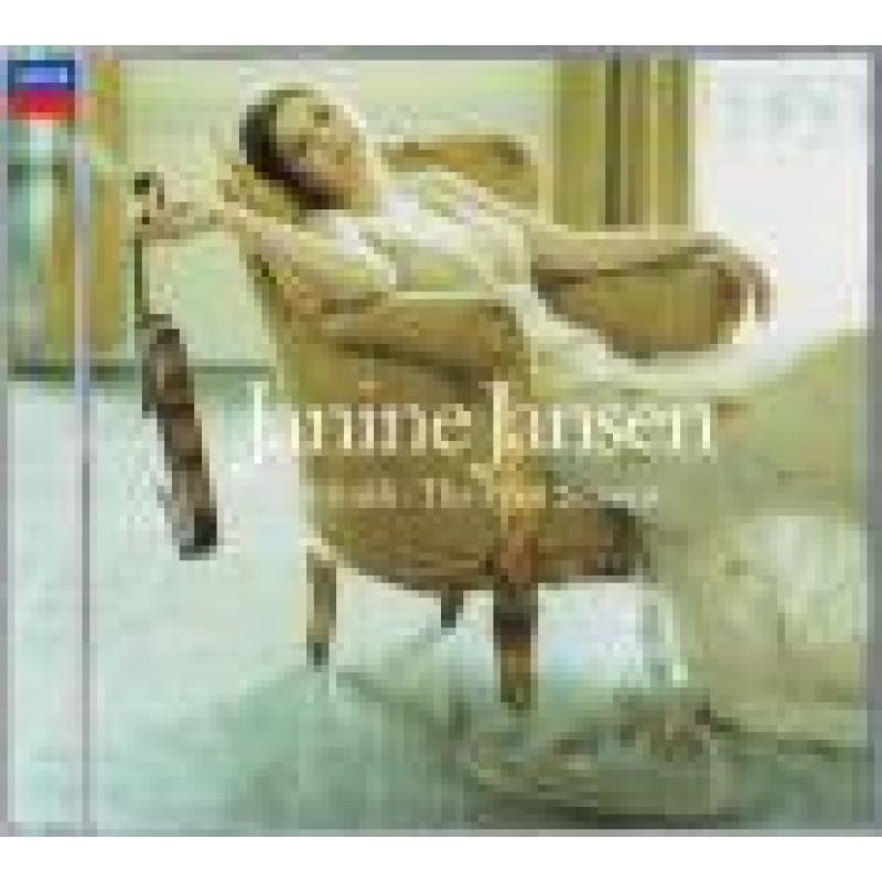 CD JANSEN JANINE - Vivaldi: Čtvero ročních dob