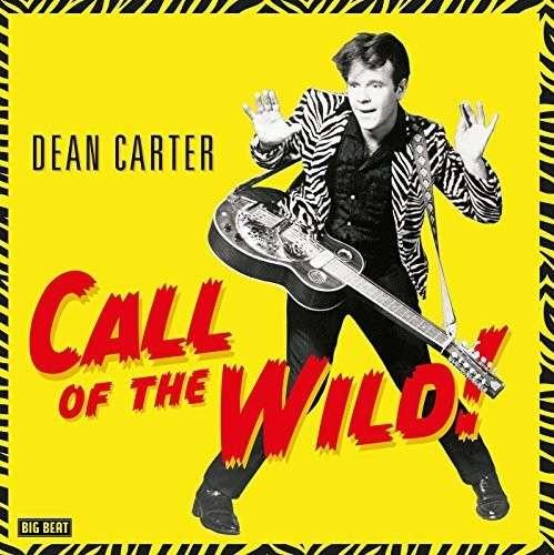 Vinyl CARTER, DEAN - CALL OF THE WILD!