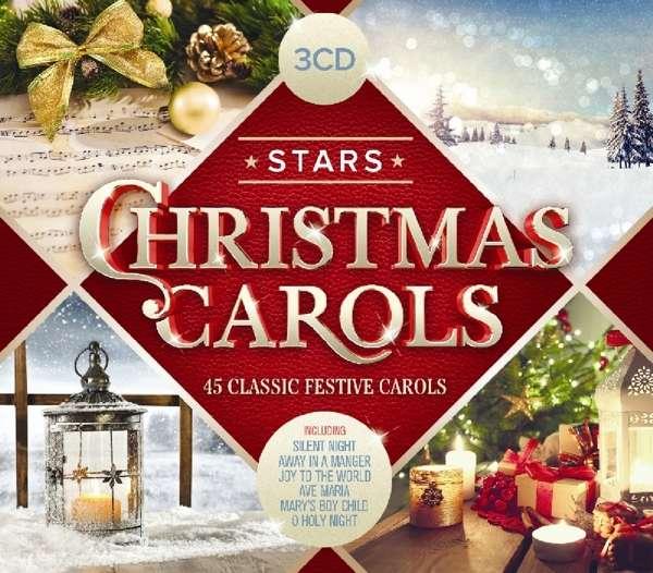 CD V/A - STARS CHRISTMAS CAROLS