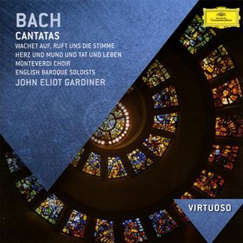 CD BACH, J.S. - CANTATAS