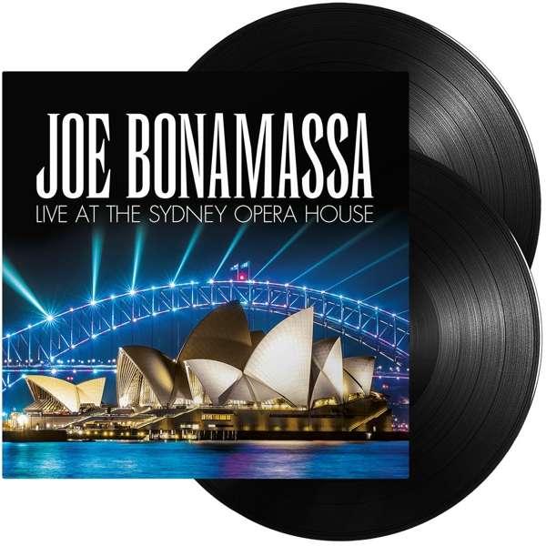 Vinyl BONAMASSA, JOE - LIVE AT THE SYDNEY OPERA HOUSE