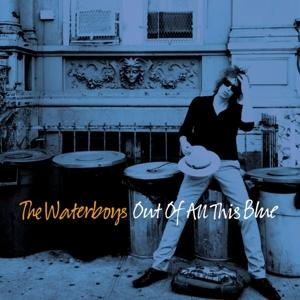 CD WATERBOYS, THE - OUT OF ALL THIS BLUE
