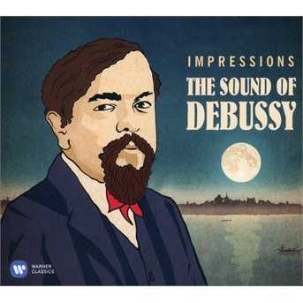 Various - CD IMPRESSIONS THE SOUND OF DEBUSSY (3CD)