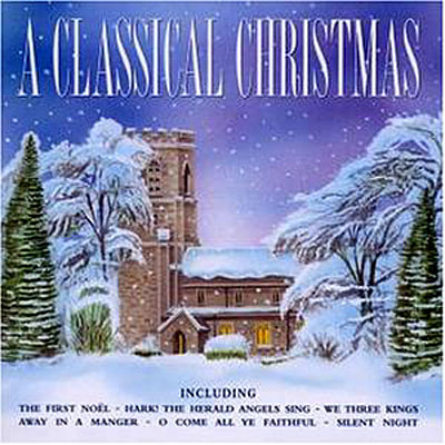 CD V/A - A CLASSICAL CHRISTMAS