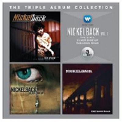 NICKELBACK - CD TRIPLE ALBUM COLLECTION