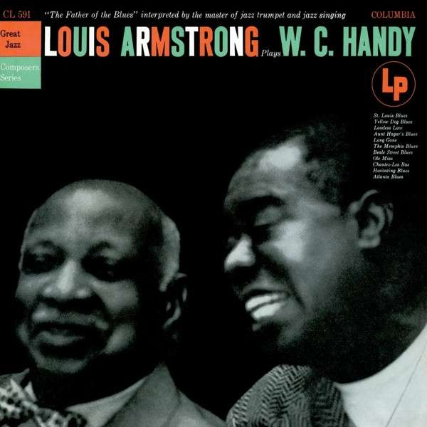 Vinyl ARMSTRONG, LOUIS - PLAYS W.C. HANDY