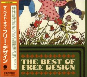 CD FREE DESIGN - VERY BEST OF
