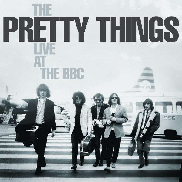 CD PRETTY THINGS - LIVE AT THE BBC