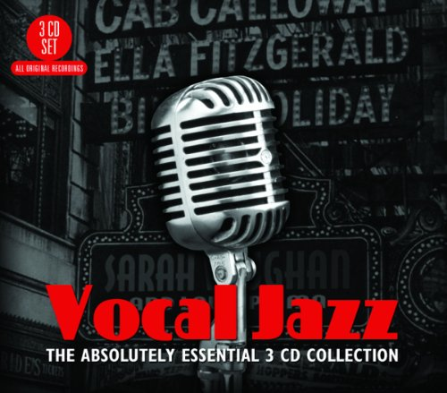 CD V/A - VOCAL JAZZ - ABSOLUTELY ESSENTIAL
