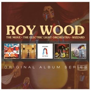 CD WOOD, ROY - ORIGINAL ALBUM SERIES