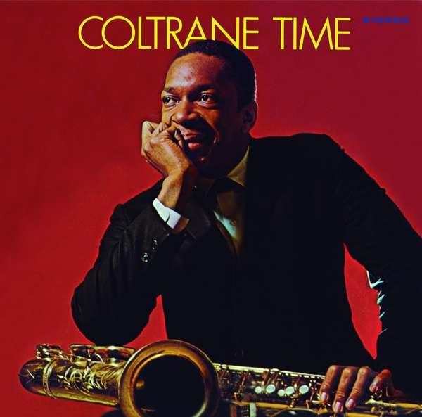CD COLTRANE, JOHN - COLTRANE TIME