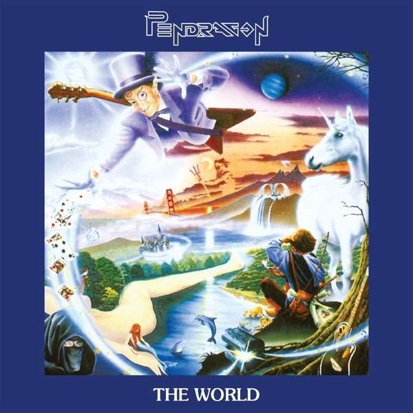 CD PENDRAGON - WORLD + 1