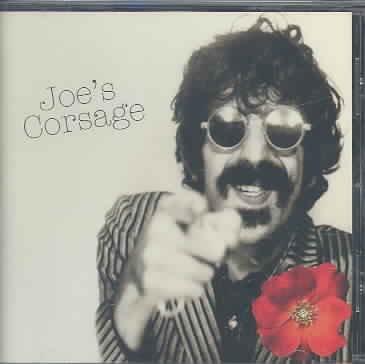 Frank Zappa - CD JOE'S CORSAGE