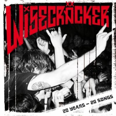 CD WISECRACKER - 20 YEARS 20 SONGS
