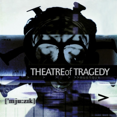CD THEATRE OF TRAGEDY - MUSIQUE