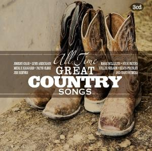 CD V/A - ALL-TIME GREAT COUNTRY SONGS