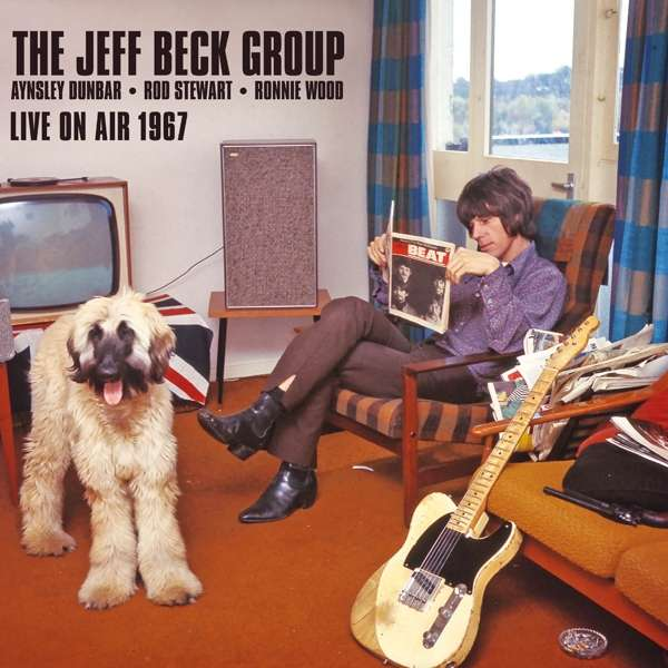CD BECK, JEFF -GROUP- - LIVE ON AIR 1967