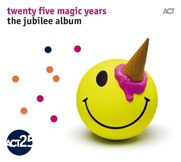 Vinyl V/A - TWENTY FIVE MAGIC YEARS - THE JUBILEE ALBUM