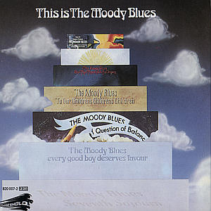 CD MOODY BLUES - THIS IS THE MOODY BLUES