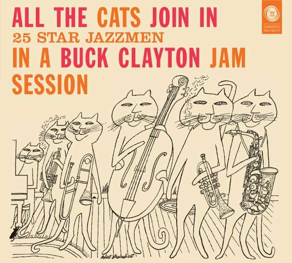 CD CLAYTON, BUCK - ALL THE CATS JOIN IN/HOW HI THE FI/BLUE MOON