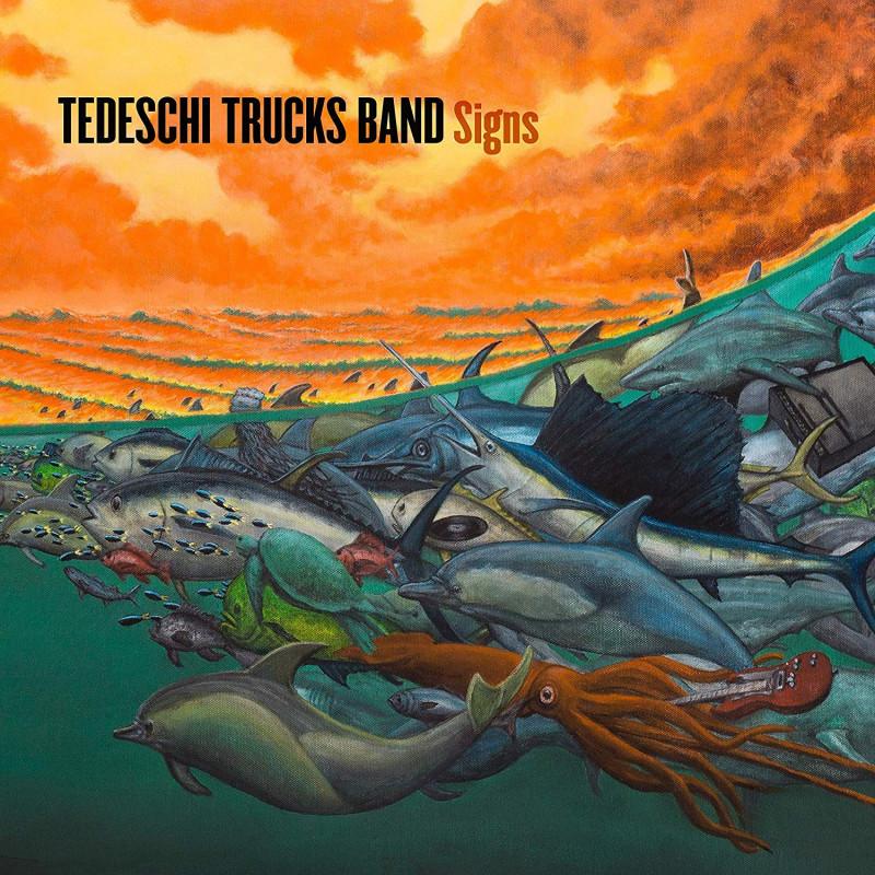 CD TEDESCHI TRUCKS BAND - SIGNS