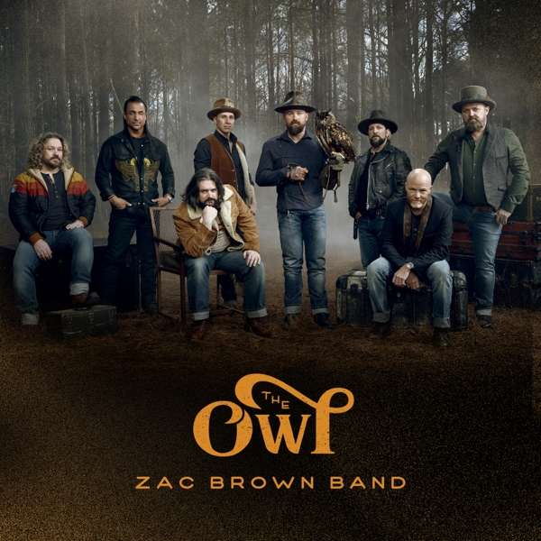 CD ZAC BROWN BAND - THE OWL