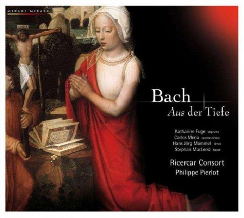 CD BACH, J.S. - AUS DER TIEFE