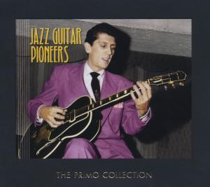 CD V/A - JAZZ GUITAR PIONEERS