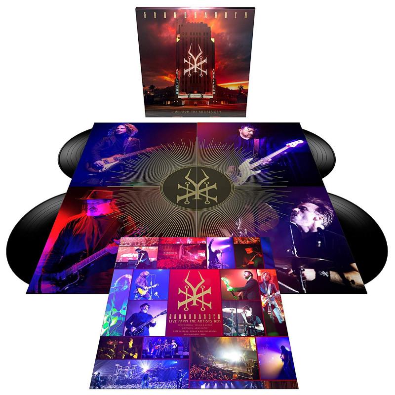 Soundgarden - Vinyl LIVE AT THE ARTISTS DEN