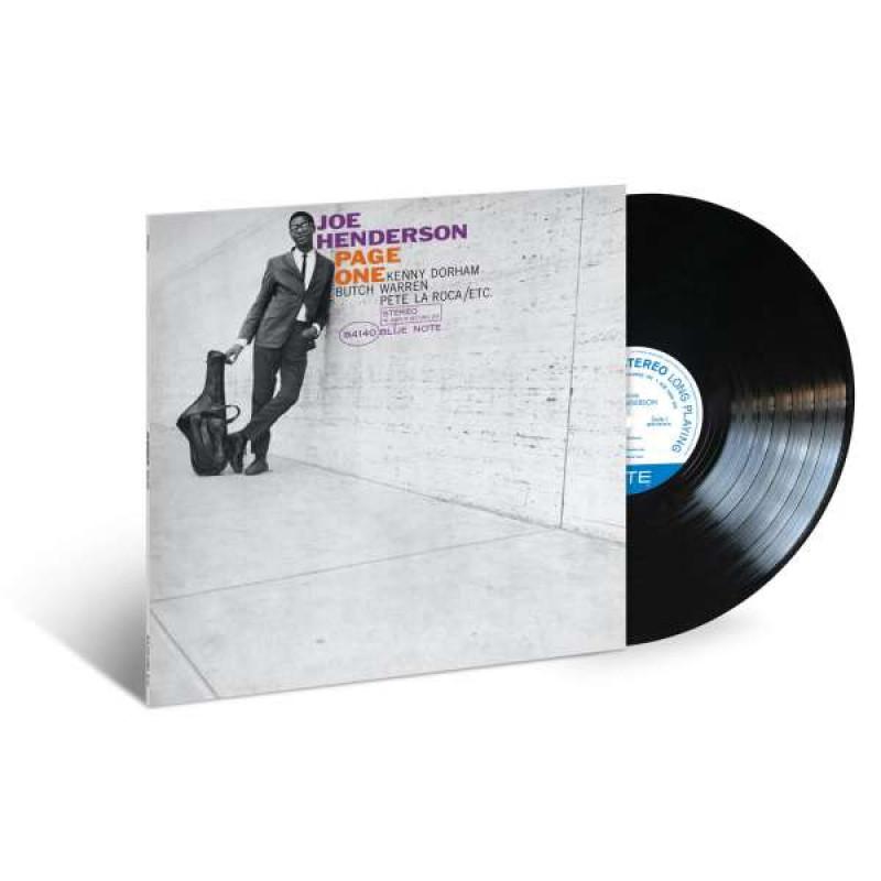Vinyl HENDERSON JOE - PAGE ONE