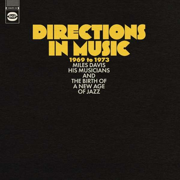 CD V/A - DIRECTIONS IN MUSIC