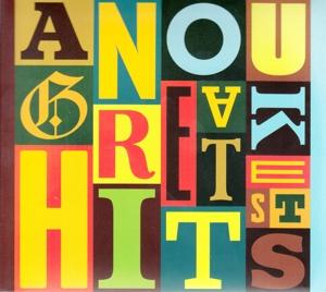 CD ANOUK - GREATEST HITS