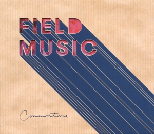 CD FIELD MUSIC - COMMONTIME