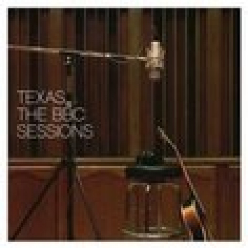 CD TEXAS - THE COMPLETE BBC SESSIONS